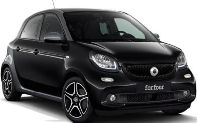 SMART FORFOUR YOUNGSTER 1.0 ( 71 CV )