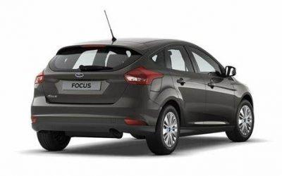 Ford Focus Plus 1.5 TDCi (120 cv )